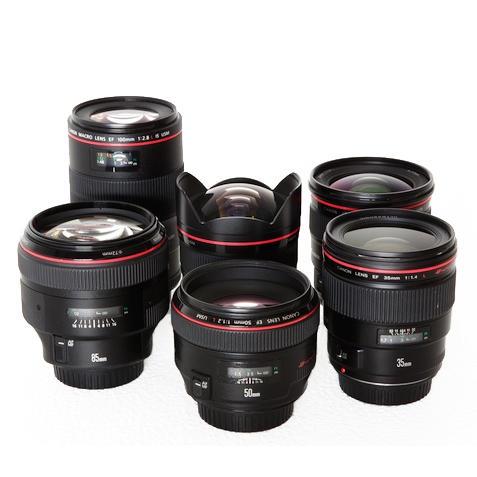 Clayton Combe Director DP Canon EF L lenses