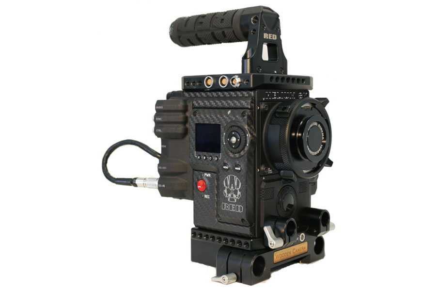 Clayton Combe Director DP RED Epic DSMC2 Gemini sensor