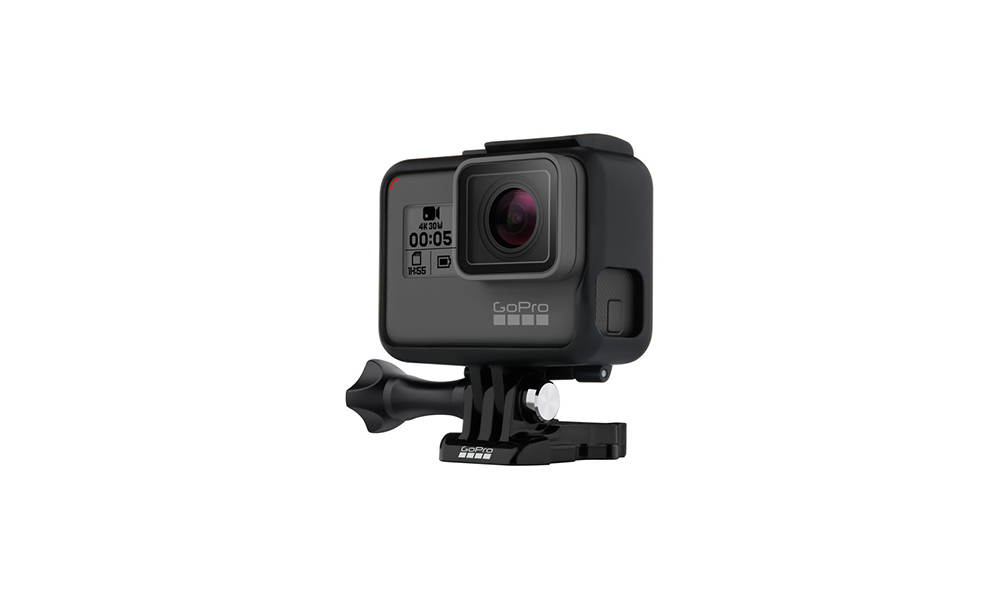 Clayton Combe Director DP GoPro Hero5 Black