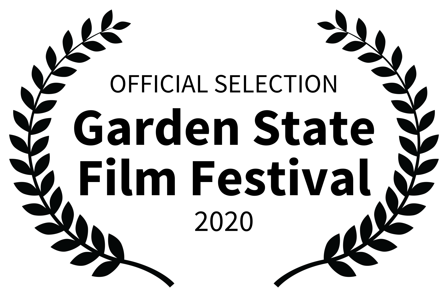 OFFICIAL SELECTION – Garden State Film Festival – 2020
